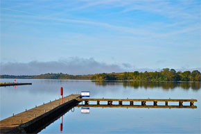 Lough Erne Moorings near Kesh