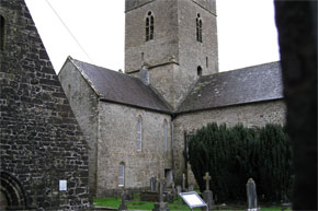 St. Flannans Cathedral in Killaloe