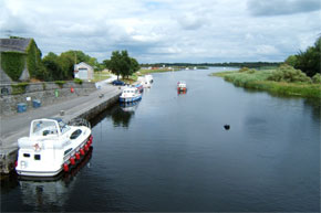 Athlone, One week heading North
