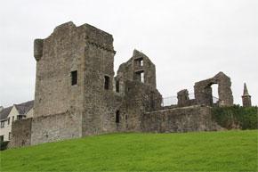 Balfour Castle Near Lisnaskea