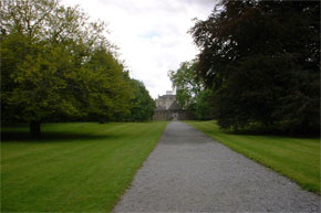 The grounds of Portumna Castle.