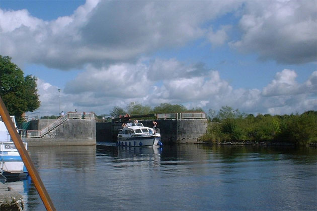 Shannon River Suggested Cruises - Athlone Short Break