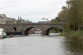 The Bridge at Ballyconnell on the Shannon-Erne Waterway